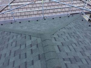 グラスファイバー系屋根1