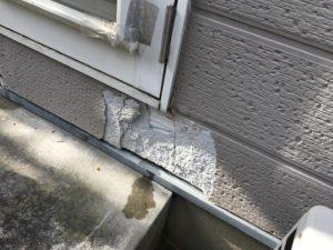 外壁ひび割れ、剥がれ
