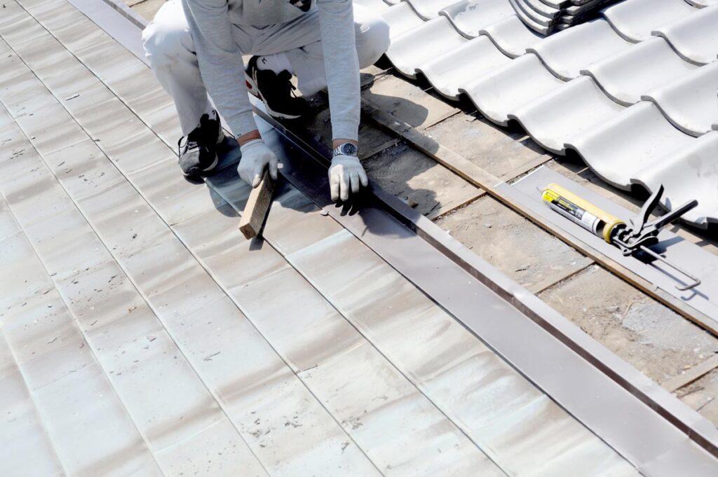3種類に分類するとよくわかる屋根工事の内容と作業工程画像